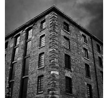 Dark Satanic Mills - Liverpool Photographic Print