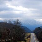 The Smokey Mountains by barnsis