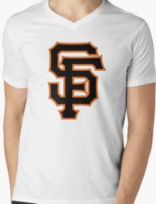 SF for SF Mens V-Neck T-Shirt