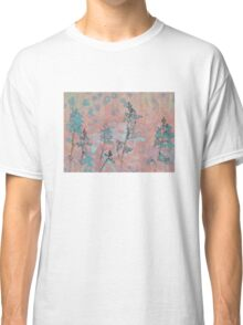 Topaz Coral Meadow Classic T-Shirt