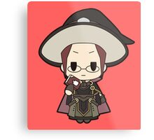 Laurent Chibi Metal Print
