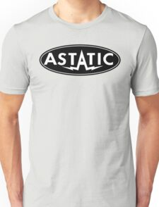 Astatic Oval  Unisex T-Shirt