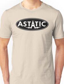 Astatic Oval  Unisex T-Shirt