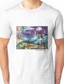 Spilt Blood Unisex T-Shirt