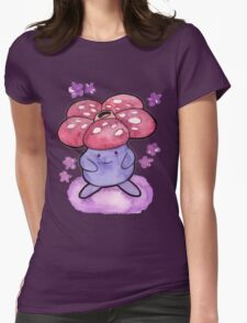 #045 Womens Fitted T-Shirt