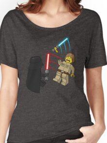 Space Brick Battles Women's Relaxed Fit T-Shirt