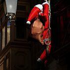 Poor Old Santa by Anthony Vella