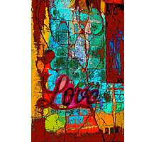 Love Endures Photographic Print