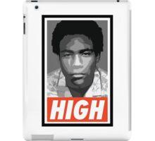 HIGH (Childish Gambino) iPad Case/Skin