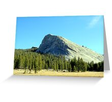 """Lembert Dome"" Greeting Card"