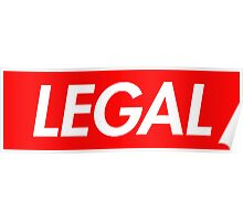 Legal Poster