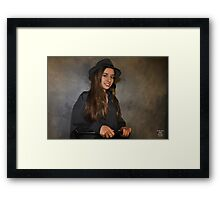 """"""" The reason to turn me loose ... """" Framed Print"""