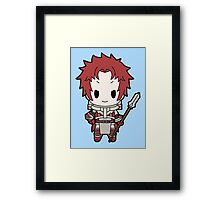Sully Chibi Framed Print