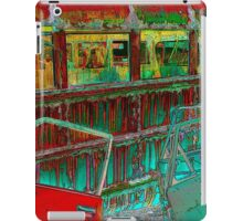 Bus: Wild Chroma iPad Case/Skin
