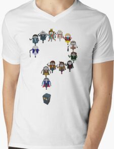 Who's Who are You? Mens V-Neck T-Shirt