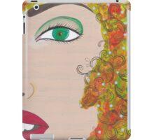 Girl Nature iPad Case/Skin
