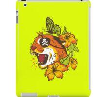 Predatory Puma iPad Case/Skin
