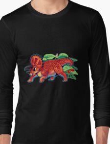 Triceratops Long Sleeve T-Shirt