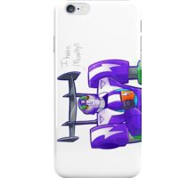 Blurr: I Hate Mondays iPhone Case/Skin