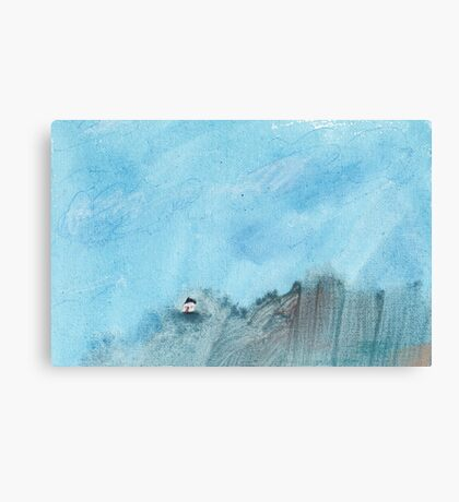 Big skies Canvas Print