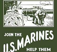 Do Your Duty - Join The US Marines by warishellstore