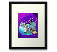 What Chores? Framed Print