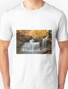 R. B. Ricketts Falls Under Fall's Golden Halo T-Shirt
