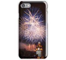 Edinburgh Festival Fireworks 2015 iPhone Case/Skin