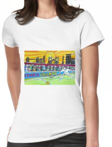 Tennis Champs Womens Fitted T-Shirt