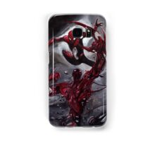 Spiderman Vs Carnage Samsung Galaxy Case/Skin