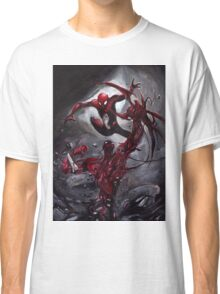 Spiderman Vs Carnage Classic T-Shirt