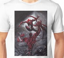 Spiderman Vs Carnage Unisex T-Shirt