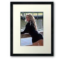 val 1 Framed Print