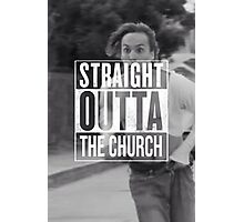 Straight Outta The Church - Fear The Walking Dead Photographic Print