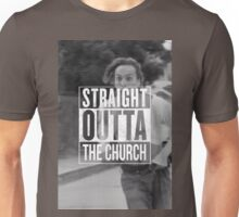 Straight Outta The Church - Fear The Walking Dead Unisex T-Shirt