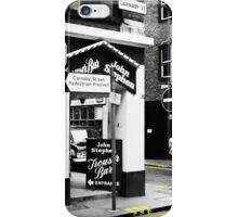 Yellow Lines on Carnaby Street iPhone Case/Skin