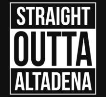Straight Outta Altadena by Samuel Sheats