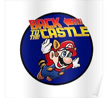 Mario - Back to the castle ! Poster