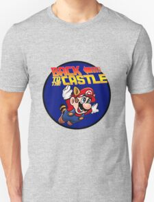 Mario - Back to the castle ! T-Shirt