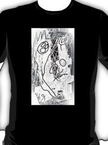 """Haunted Head"" by Richard F. Yates T-Shirt"