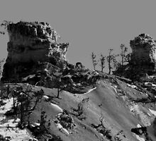 Bryce Canyon series 10 by dandefensor