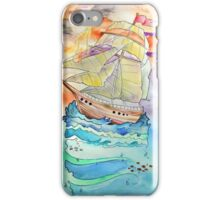 The Calm Below iPhone Case/Skin