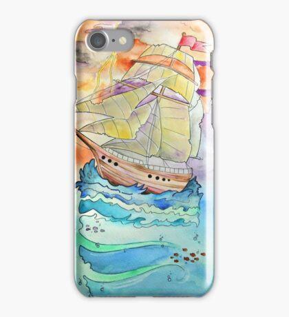 The Calm Below iPhone Case/Skin
