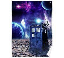 Doctor Who - Tardis  Poster