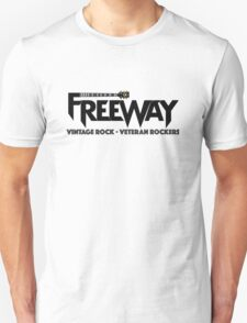 Freeway Black on Light T-Shirt