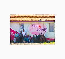 Nice & Lovely street vendors in Nairobi, KENYA Unisex T-Shirt
