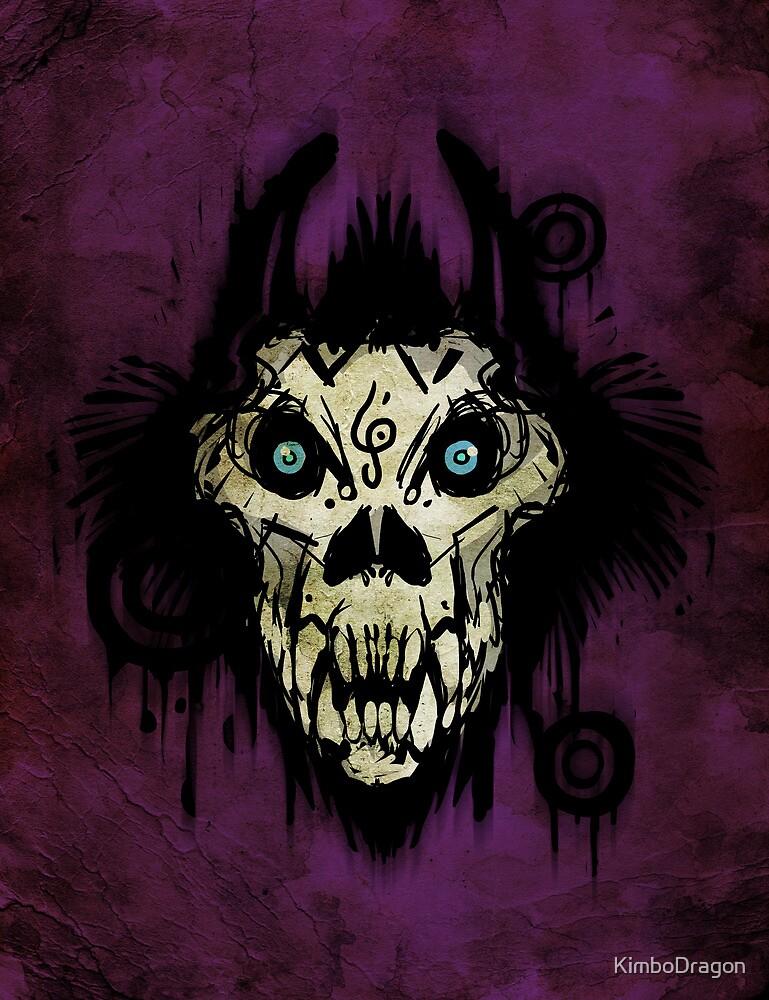 Ferocity Purple by KimboDragon