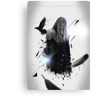Final Fantasy VII - Sephiroth Canvas Print