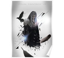 Final Fantasy VII - Sephiroth Poster