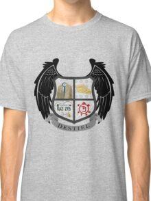 Destiel coat of arms Classic T-Shirt